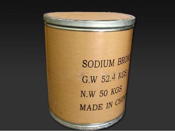 溴化钠的物化性质